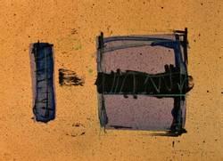 Kjell Nupen, Overmalt postkort 2009